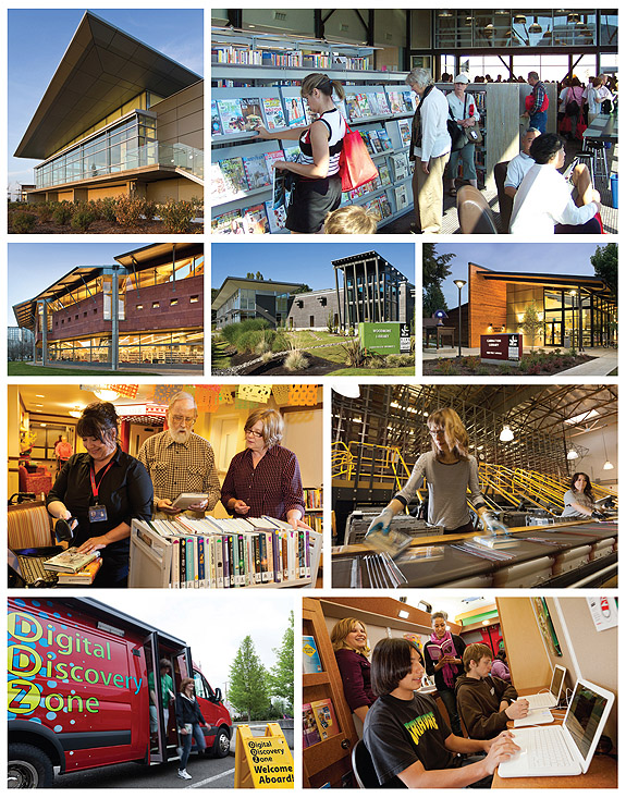 Library of the Year 2011: King County Library System, WA | The Peoples Library
