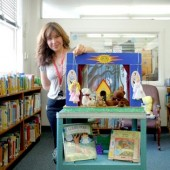 Storytelling Star: Up Close with Bilingual K5 Librarian Lisa Lopez