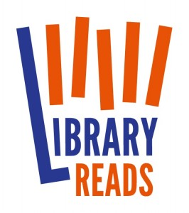Library Reads logo