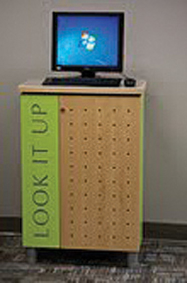 ljx130502lbdwebphoto 63 Whats Hot: The Latest in Library Products & Furnishings | Library by Design