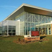 The Cuyahoga County DI took place in the Warrensville Heights Branch, designed by HBM Architects.