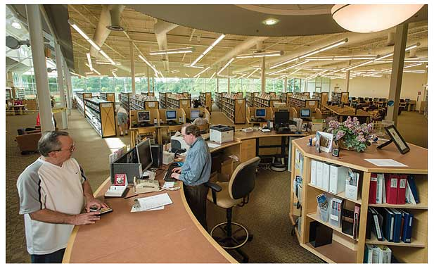 ljx130602webLOYgallery5a 2013 Gale/LJ Library of the Year: Howard County Library System, MD