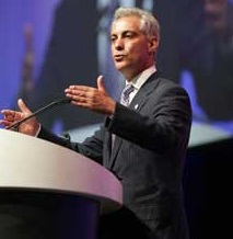 RahmEmmanuel $1 Million Gates Grant to Fund Chicago, Aarhus Libraries' Innovation Partnership | ALA Annual 2013
