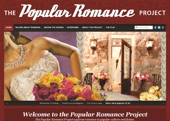 PopRombig Popular Romance Project Connects Readers, Writers, Scholars, and Libraries