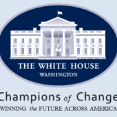 "Nominate a Connected Educator as a White House ""Champion of Change"""