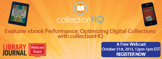 550x5002 Evaluate ebook Performance: Optimizing Digital Collections with collectionHQ