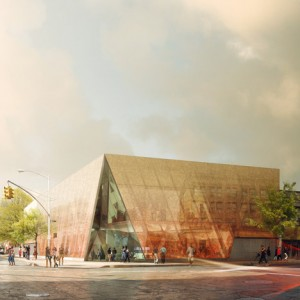 FR Snohetta 300x300 Queens To Replace Library That Served As Emergency Center During Hurricane