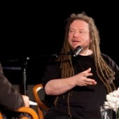 Computer Science Pioneer Jaron Lanier Discusses Big Data, Privacy at NYPL