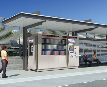 ljx130902lbdwhweb24HourLibrBusStop What's Hot | Library By Design