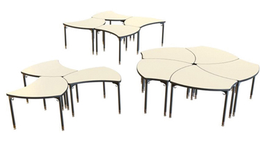 ljx130902lbdwhwebBaltshapesdesks What's Hot | Library By Design