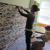 Nova Scotia Sustainability Center Gives New Life to Library Discards