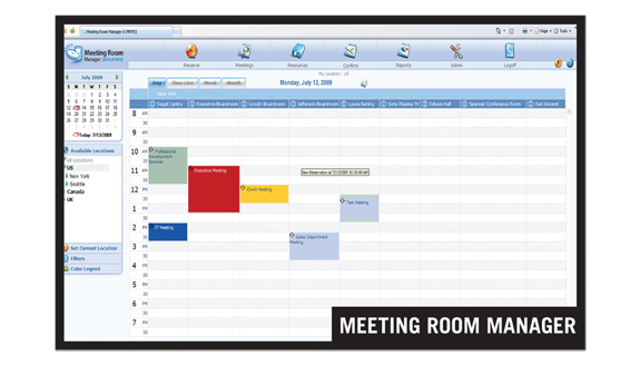 ljx140201michMeetingRoom Scheduling Software