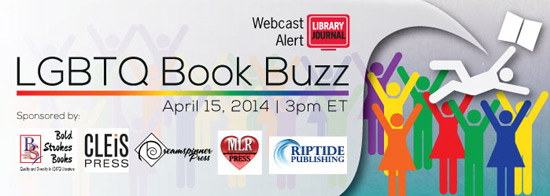 LJ Webcast LGBTQBookBuzz Header 550px1 LGBTQ Book Buzz