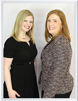Movers2014webBigDudekKaufb Cathryne Kaufman & Brittany Dudek | Movers & Shakers 2014    Marketers
