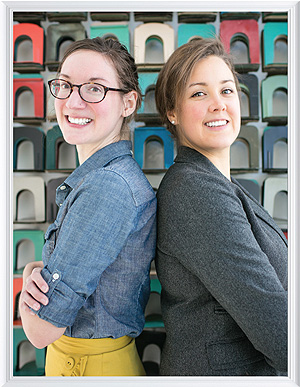 Movers2014webBigMooreBatykb Laura Damon Moore & Erinn Batykefer | Movers & Shakers 2014    Change Agents