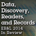 Data, Discovery, Readers, and Records — ER&L 2014 In Review