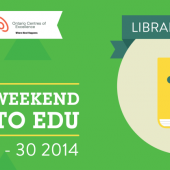 "First ""Library Edition"" of Startup Weekend Held in Toronto"