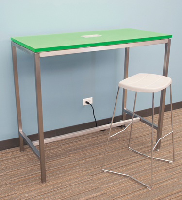 ljx140502weblbdwh3branch Skware Table What's Hot: The latest in library products & furnishings | Library by Design