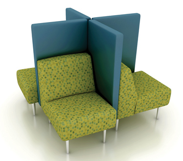 ljx140502weblbdwhDemcoEvetteOasisLoungeSeating What's Hot: The latest in library products & furnishings | Library by Design