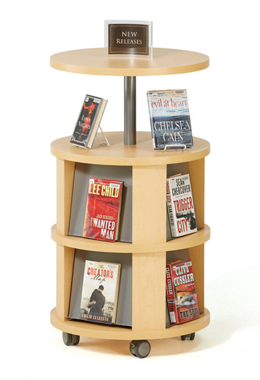 ljx140502weblbdwhDemcoTowerFeatureDisplay What's Hot: The latest in library products & furnishings | Library by Design