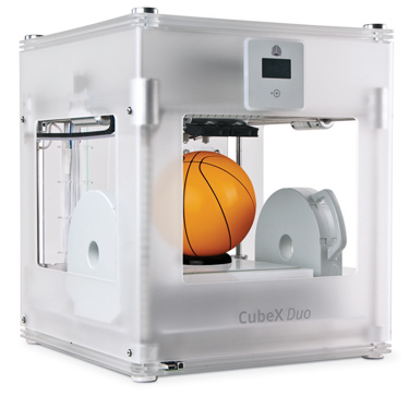 ljx140502weblbdwhGaylordCubex3DPrinter What's Hot: The latest in library products & furnishings | Library by Design