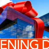 Canada: The New $57.6 Million Halifax Central Library Opens!  (Roundup)