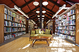 Mill Valley Public Library, Mill Valley, California