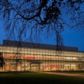Cambridge Public Library Wins National Architecture Award