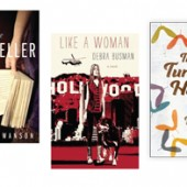 Spring Best Debuts: First Novels
