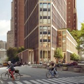 Brooklyn Heights Branch rendering