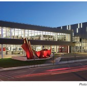 Cedar Rapids Public Library | New Landmark Libraries 2015 Winner