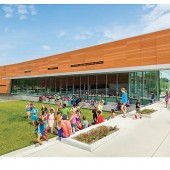 Lawrence Public Library | New Landmark Libraries 2015 Winner