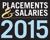 Placements & Salaries 2015 logo