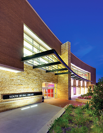 South Irving Library