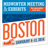 American Library Association Midwinter 2016 logo square