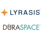 LYRASIS and DuraSpace logos