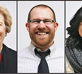 Ann Carlson Weeks, Jeffrey DiScala, & Christie Kodama | Movers & Shakers 2016 – Educators