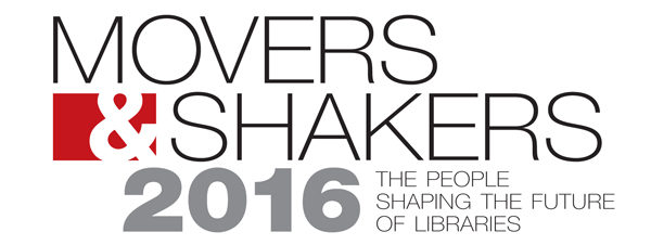 Movers and Shakers 2016