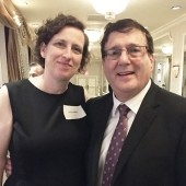 OverDrive's Potash and Penguin Random House's Applebaum Honored by UJA-Federation