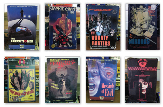 A SCREAM David Gary, Kaplanoff Librarian for American History at Yale University, New Haven, CT, has assembled a unique collection of low-budget horror movies. Yale's VHS holdings also include thousands of  irreplaceable interviews. And the  format is becoming obsolete