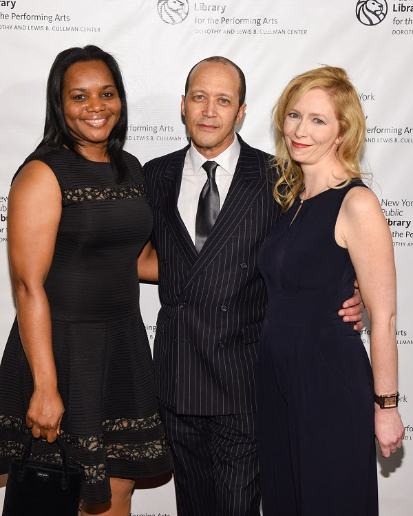 THE NEW YORK PUBLIC LIBRARY: For the Performing Arts 50th Anniversary Gala