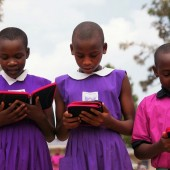 Libraries Bring Access to AIDS-Affected Uganda Communities