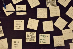Notes posted at Reed College's
