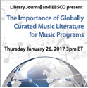 The Importance of Globally Curated Music Literature for Music Programs