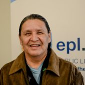 Edmonton Public Library Engages Elder in Residence