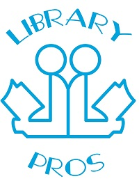 The Library Pros podcast logo