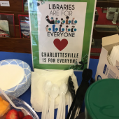 Charlottesville Libraries Weather Violent Protests, Offer Unity