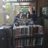 After Harvey Libraries Reopen, Organizations Step Up