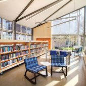 Branching Out | Library Design