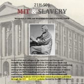 Faculty and Archives Partner on MIT and Slavery Project
